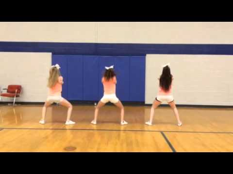 WWMS Cheer Tryout Dance 2014