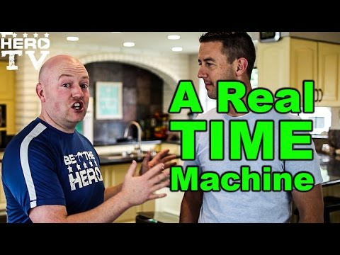 How To Make A Time Machine In Real Life