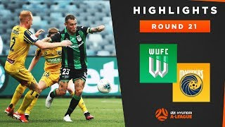 Highlights: Western United v Central Coast Mariners – Round 21 Hyundai A-League 2019/20 Season