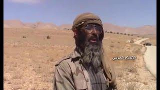 مسلحو داعش يسلمون أنفسهم في جرود الجراجير