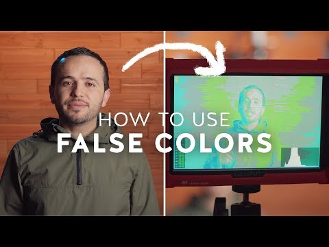 How to Use False Colors to Set Exposure