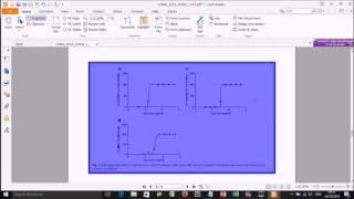 Using Foxit PDF Reader