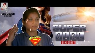 Super Girl - Naam Shabana Fan Made By RED PANTI VIDEOS थोड़ी हटके।