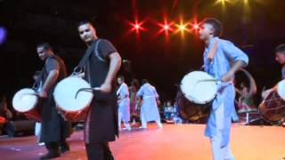 Park High Dhol Drummers at Music for Youth Schools Prom 2011