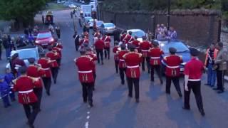 Pride of the Raven FB @ Markethill Portestant Boys Parade 29-4-2017