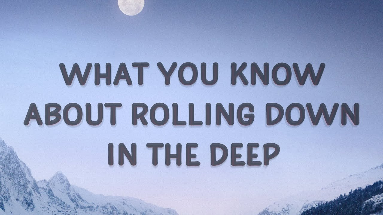 Masked Wolf - Astronaut In The Ocean (Lyrics)   What you know about rolling down in the deep