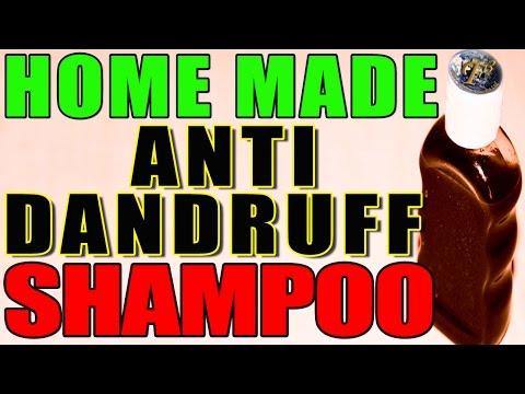 Home Made Anti Dandruff Shampoo II रूसी के लिए घर का बना शैम्पू II