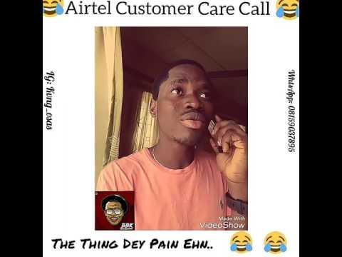Airtel customer care call 😁😁😁😁