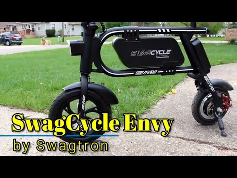 SwagCycle Envy by SwagTron - An E-Bike with so much swag!