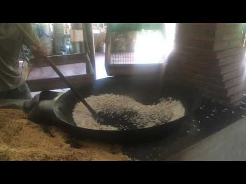 Making Rice Candy in the Mekong, Vietnam