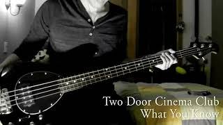 Tonight Alive - Starlight (Bass Cover)