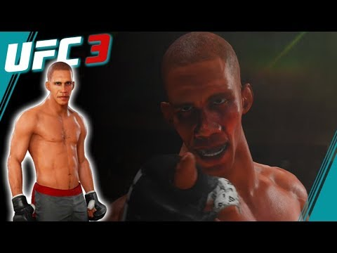 UFC 3 Career Mode Part 2 - Obama Trains for Success - EA Sports UFC 3 Career Mode Gameplay