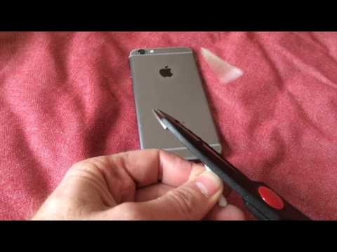 iPhone Charging Port Cleaning