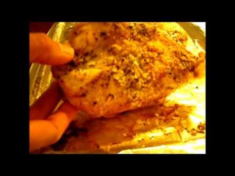 Baked Split CHICKEN BREAST with RIBS - Learn how to make this easy CHICKEN BREAST recipe