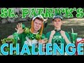 The St. Patrick's Day CHALLENGE (FAIL) Sibling Tag 2016   Collins Key