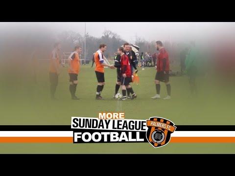 MORE Sunday League Football - FOCUS