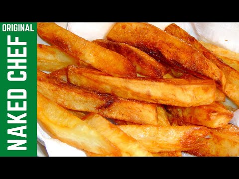 Chunky Chips Crispy Quick Easy How to make