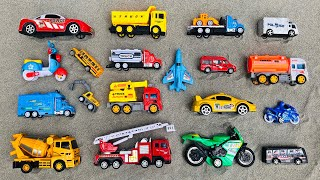 Video About Looking for Various Types of Vehicles in the sand by PlayToyTime TV