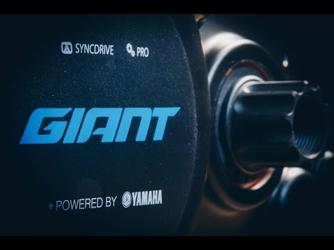 Introducing: Giant SyncDrive Pro E-Bike Technology