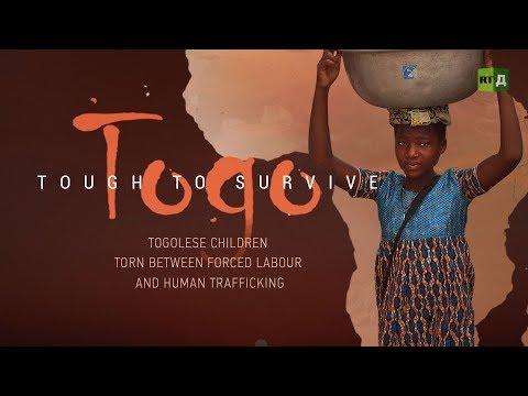 Togo: Tough To Survive Togolese children' hard labour  (Trailer) Premiere 04/06