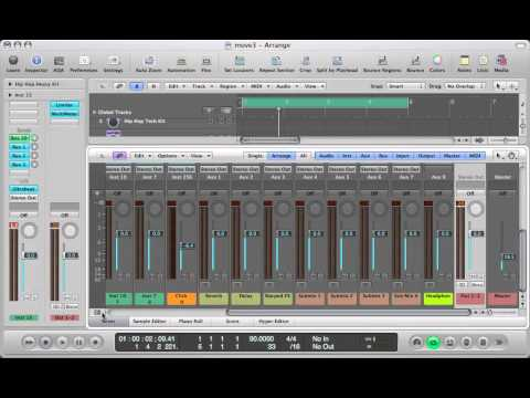 P2,How to make beats white logic,make music online,produce music software,make instrumentals online