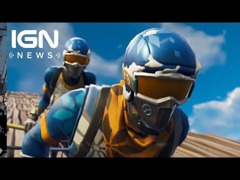Fortnite Rolls Out Shopping Carts - IGN News