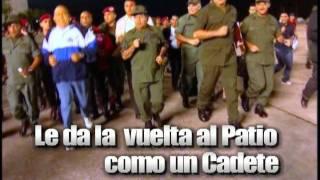 05 NOV 2011 Trote Bolivariano del Pdte Hugo Chávez en la Academia Militar de Venezuela