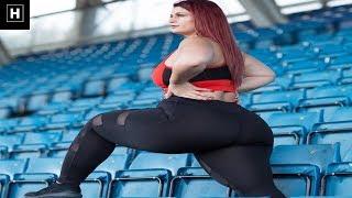 Ioana Chira: Exceptional Body Transformation | Plus Size Mot