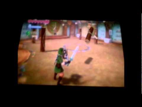 What I've been doing on the Legend of Zelda Skyward Sword
