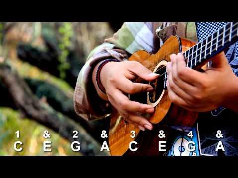 Uke Minutes 145 - Finger Picking Rhythm