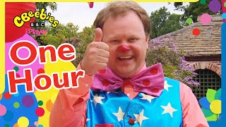 The Great Tumble Bake Off and More!   CBeebies   1 HOUR Playlist!
