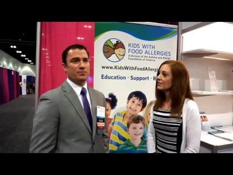 Pediatric Allergist Discusses the Impact AAFA has on Helping His Patients Thrive