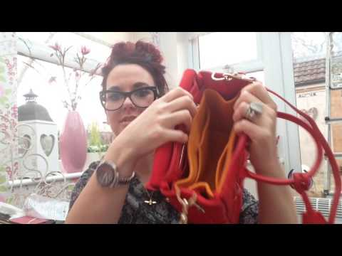 Guide to handbag liners for mulberry & Louis Vuitton bags Lucie Kate's ,mono and love lolo liners
