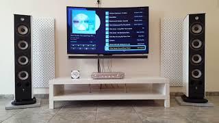 Focal Chorus 826 W Special Edition sound test 4 - PakVim net