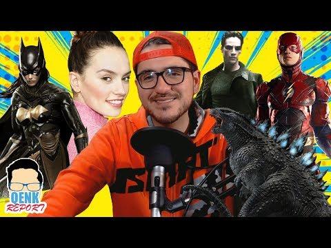 Xxx Mp4 ¿Daisy Ridley Como Batgirl ¿Ezra Regresa Como Flash Godzilla Vs Kong QR 3gp Sex