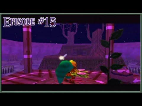 The Legend Of Zelda: Majora's Mask - The Woodfall Temple - Episode 15