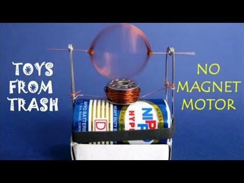 No Magnet Motor | Nepali