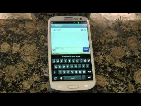 How to Add Voice Button to The Samsung Galaxy S3 Keyboard. Voice to Text Now Works Faster Too