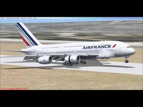 A380 @ ARUBA