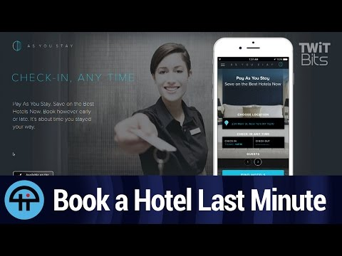 Johnny Jet: Book a Last Minute Hotel with