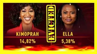 ELLA & KIM OPRAH EVICTED | BIG BROTHER NAIJA 2019 | WEEK 2 RE