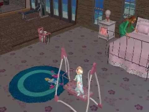 Sims 2 Toddler