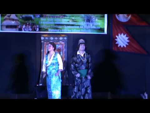 FASHION SHOW... (Nepali Culture Dress)