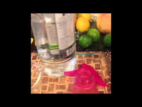 DIY Disinfectant Spray