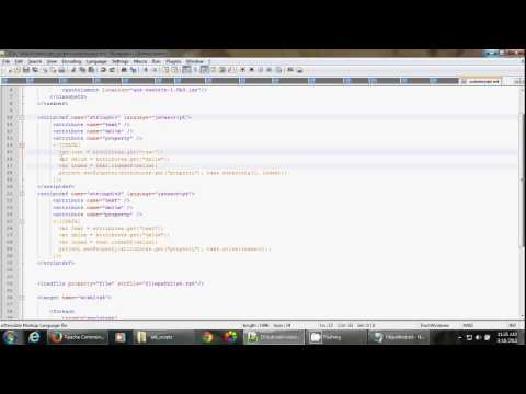 Apache ANT - Custom scripts task definations using Javascript