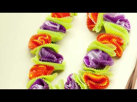 How to Make Halloween Costumes Using Cupcake Liners   Real Simple