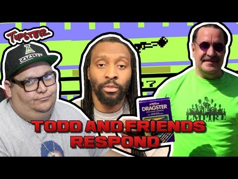 TODD ROGERS AND TRIFORCE RESPOND TO TODD'S TWIN GALAXIES BAN