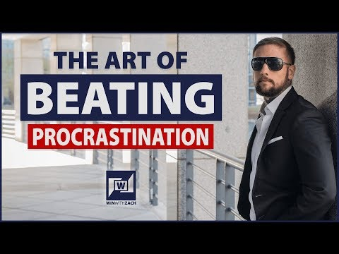 How To Take Action In Life And Stop Procrastinating