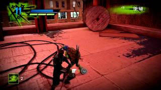 Teenage Mutant Ninja Turtles: Out of the Shadows Chapter 3