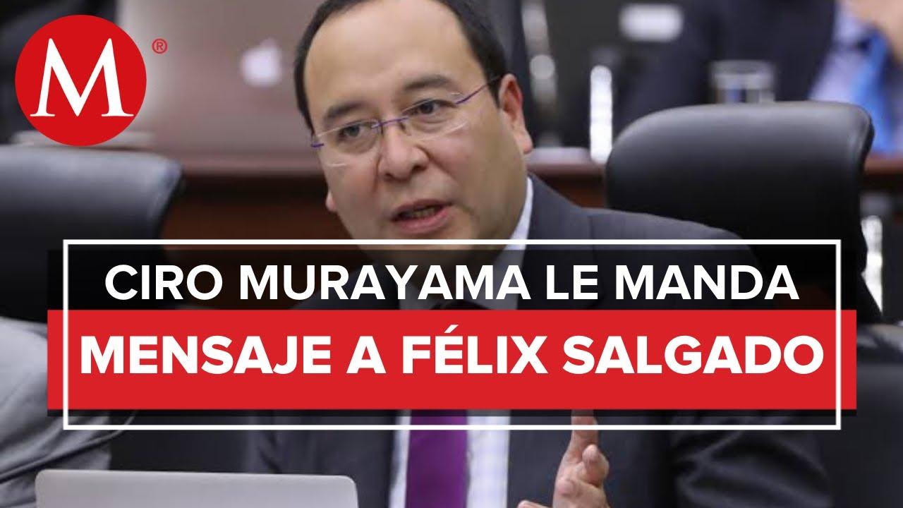 INE sancionará a Morena, candidatura de Salgado queda pendiente